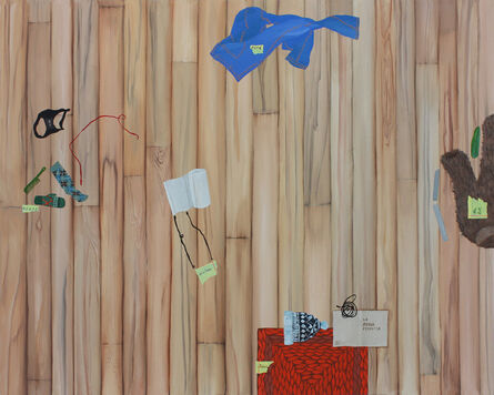 Anne Buckwalter, 'The Backyard', 2019