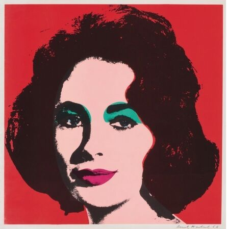 Andy Warhol, 'Liz', 1966