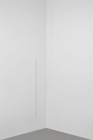 Fred Sandback, 'Untitled (Corner Construction)', 1991