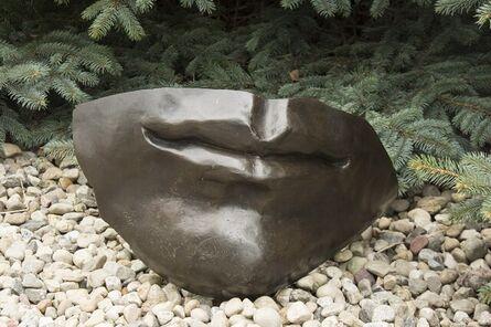 Marlene Hilton Moore, 'Silent - large, figurative, narrative, bronze outdoor sculpture', 1995