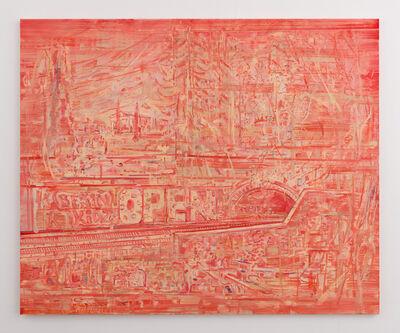 Adam Adach, 'Empty Train (Hephaestus Labours)', 2018
