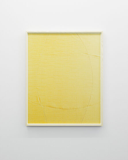 Linda Hofvander, 'Suggested Shape (Yellow)', 2019