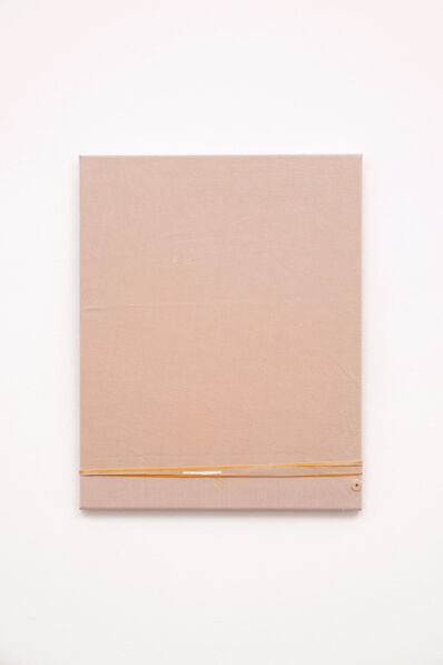 Samuel François, 'Untitled (Because the sun is yellow 4/9)', 2014