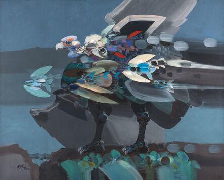 Alejandro Obregón, 'Condor ', 1989