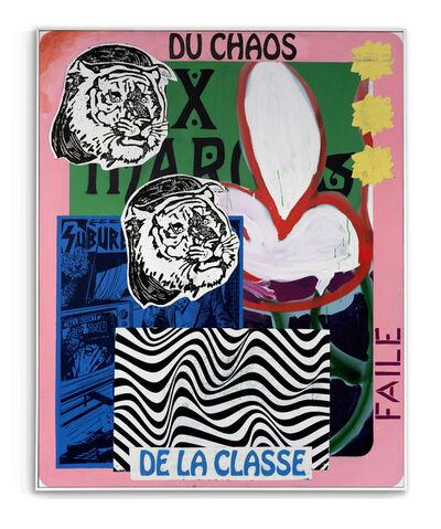 FAILE, 'Du Chaos de la Classe', 2020