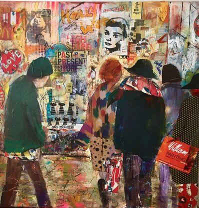 Christine Taherian, 'Graffiti', 2017