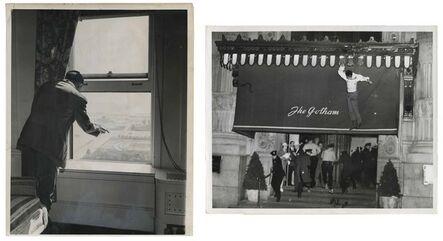 Murray Moss, 'TQ 25/26: Congress Hotel Suicide Jump/Jon Ward Suicide', 1939/1949