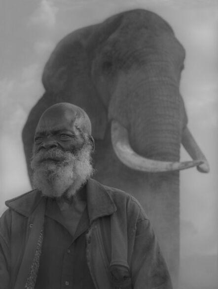 Nick Brandt, 'John and Mak, Zimbabwe', 2020