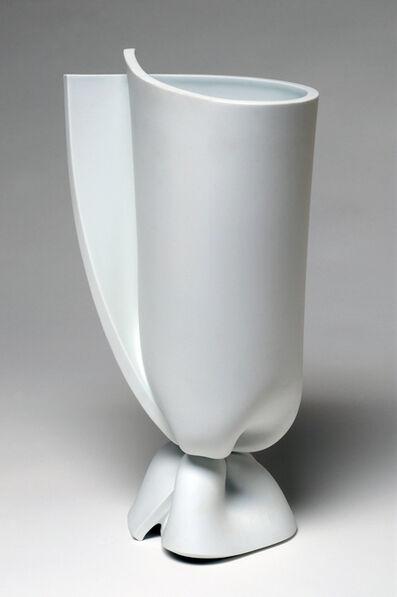 Christian Renonciat, 'Vase Mousse roulée Médicis (Vase Rolled foam Medicis)', 1983/2002