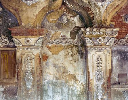 Laura McPhee, 'Inside Wall of the Thakur Dalan (Hall of Worship), Basubati, Baghbazar, North Kolkata', 2005