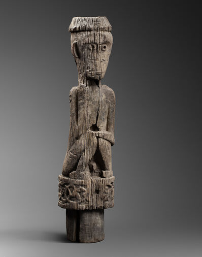 Unknown Dayak, 'Late Classic Style', ca. 1669