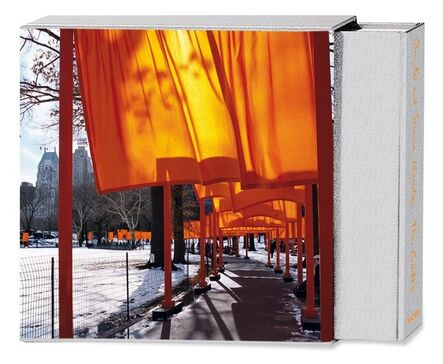 Christo, 'Christo and Jeanne-Claude. The Gates', 2005