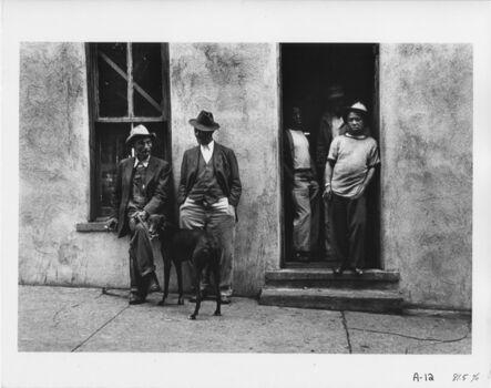Gordon Parks, 'Pool Hall, Fort Scott, Kansas', 1950