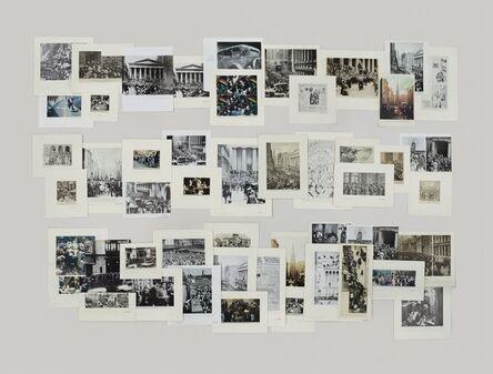 Taryn Simon, 'Folder: Financial Panics', 2013
