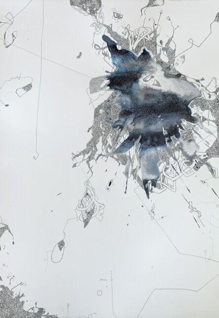 Kyra Pape, 'Unraveling I', 2021