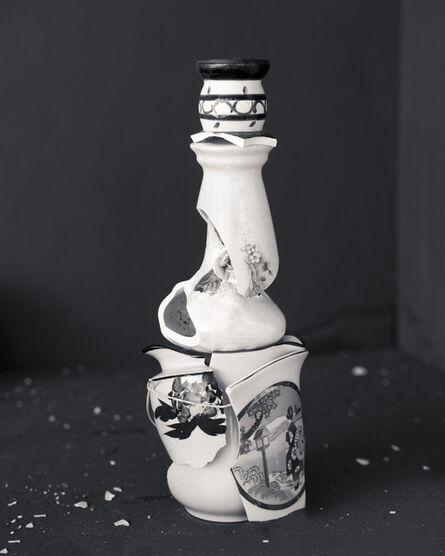 James Henkel, 'Decorated Bottle ', 2017