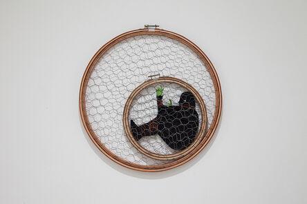 Sophiya Khwaja, 'Three Cages', 2014