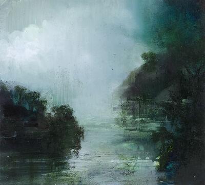 Gareth Edwards, 'Early Morning River Swim', 2020