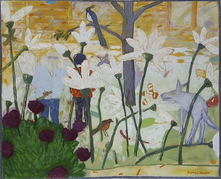 Gaylen Hansen, 'Palouse Springtime', 1985
