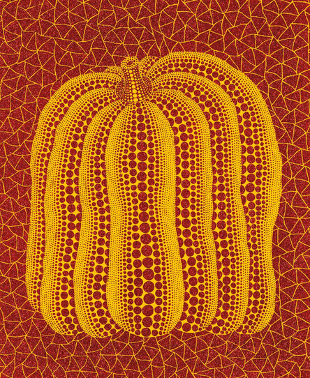 Yayoi Kusama, 'A Pumpkin (RT)', 2004