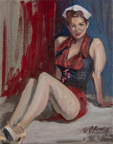 Mark Ross, 'Untitled (Sailor)', 2016