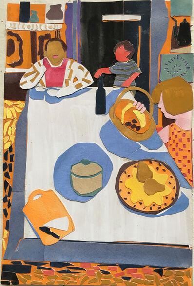 Elizabeth Bisbing, 'White Table', 2008