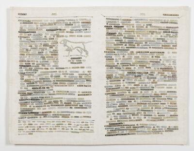 Lisa Kokin, 'Point System', 2014
