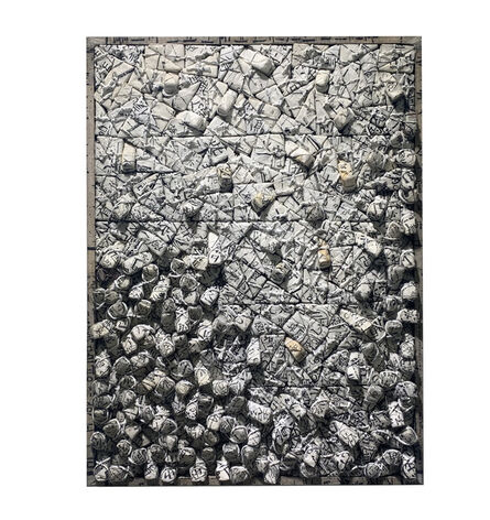 Chun Kwang Young, 'Aggregation 14-A015', 2014