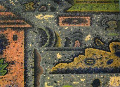 Ray Yoshida, 'Lethargy', 1991