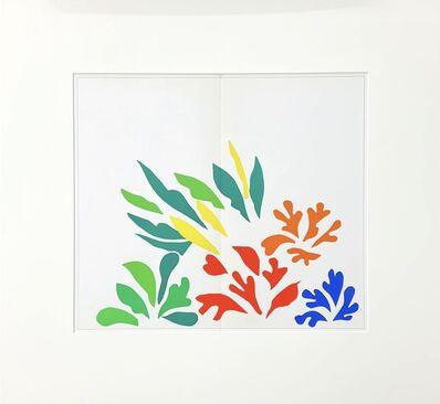 Henri Matisse, 'Acanthes  ', 1958