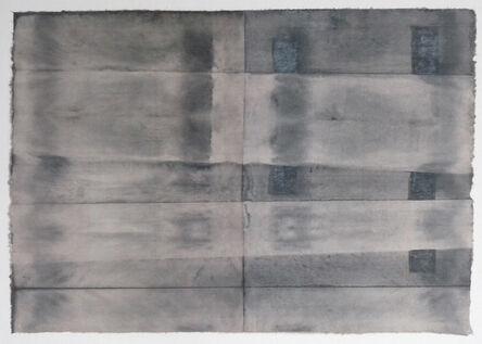 Rebecca Salter PRA, 'Reflected level 2', 2012