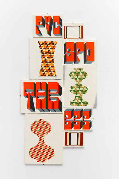 Barry McGee, 'Untitled', 2018