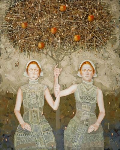 Igor & Marina, 'Winter Apples', 2016
