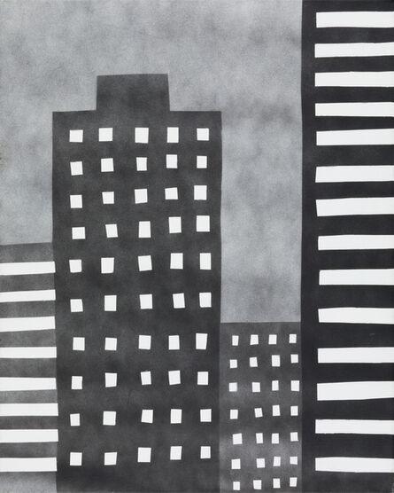 William Carroll, 'NEW YORK 84', 2015