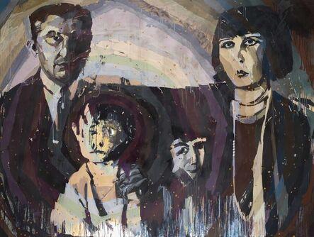 Eşref Yıldırım, 'Vildan Uzel and Her Family', 2016