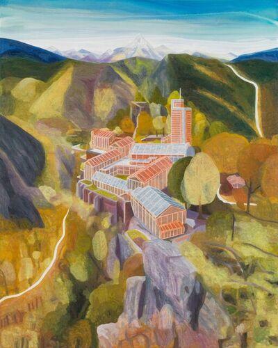 Hans Vandekerckhove, 'The Glasshouses of Canigou 2', 2021