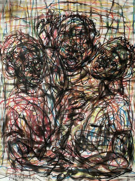 Salifou Lindou, 'Conversation', 2019