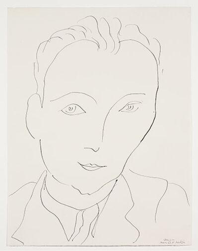 Henri Matisse, 'Aragon', 1943