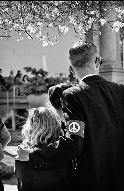 Jim Marshall, 'San Francisco, Peace Walk for Nuclear Disarmament', 1962