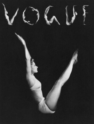 Horst P. Horst, 'Lisa V.O.G.U.E', 1940