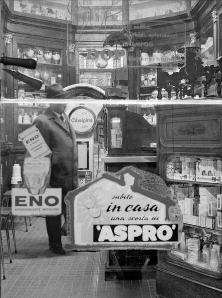 Mario Cresci, 'Dalla serie Interni (Vintage Print - 1996), Tricarico 1967 ', 1996