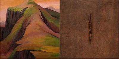Kay WalkingStick, 'Venere Alpina', 1997