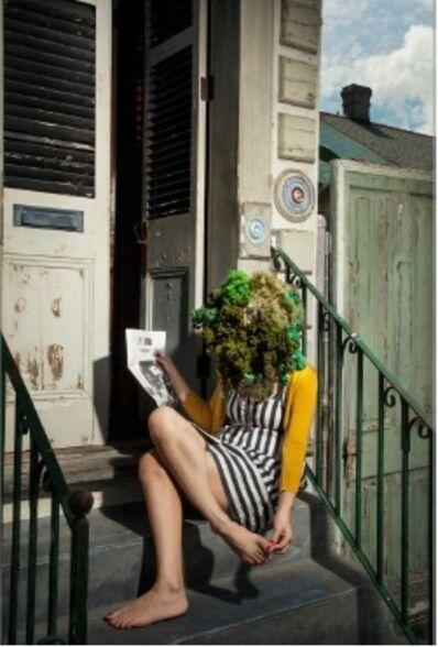 Daniela Edburg, 'Moss on stop', 2015