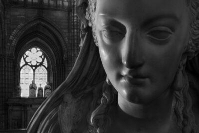 Jean-Christophe BALLOT, 'St Denis Orant de Marie-Antoinette et le tombeau de François ler de Claude de France et de leurs enfants (009)', 2014
