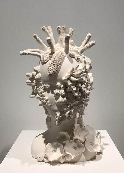 Yonetani Ken + Julia, 'Dysbiotica - Head 1', 2020