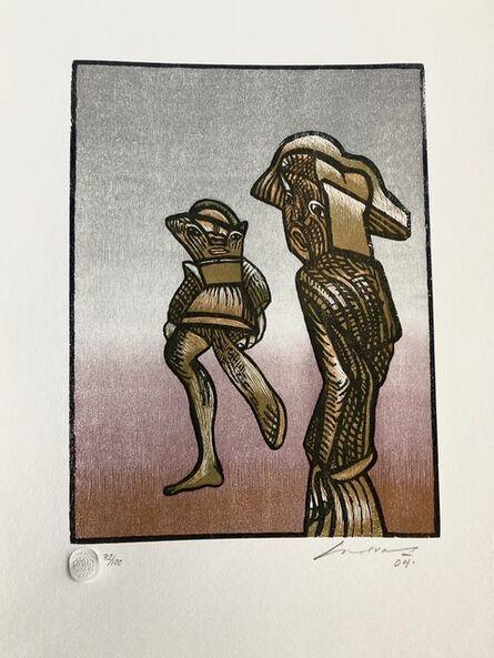 Jose Luis Cuevas, 'Untitled', 2004