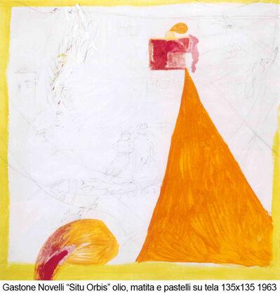 Gastone Novelli, 'Situ orbis', 1965