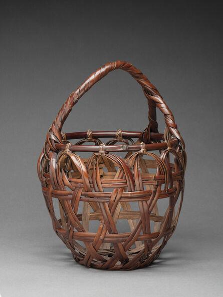 Wada Waichisai III, 'Grass that Shimmers Crimson', 1933-1945