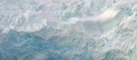 Arnold Zageris, 'Glacier Front', 2014