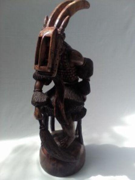 Ibou N'Diaye, 'Walu Dancer Dogon'